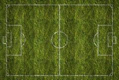 piłka nożna segregująca Zdjęcie Stock