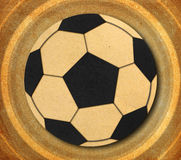 Piłka papier Obraz Stock