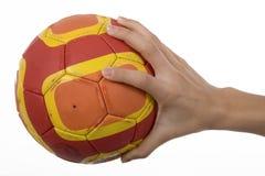 piłka ręczna Zdjęcia Royalty Free