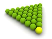 piłki bilardowe ilustracja wektor