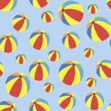 piłki deseniują bezszwowego zdjęcie royalty free