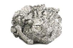 piłki folii srebro obrazy royalty free