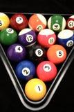 piłki gromadzą target1099_0_ dręczyć Obraz Royalty Free