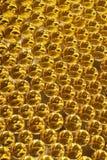 piłki kolor żółty fotografia royalty free