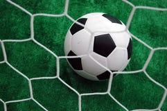 piłki nożnej murawa Fotografia Royalty Free