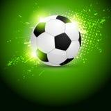 Piłki nożnej piłki projekt Obrazy Stock