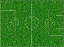 piłki nożnej sporta stadium fotografia stock