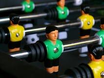 piłki nożnej stołu drużyna Fotografia Stock