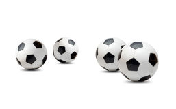 piłki piłka nożna Fotografia Royalty Free