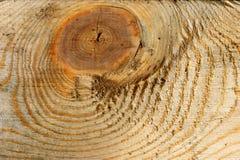 Piłująca Drewniana tekstura Fotografia Stock