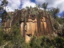 Piłujący Rockowej formaci Mt Kapatur park narodowy Zdjęcia Stock
