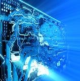 υψηλή τεχνολογία ανασκό&pi Στοκ Φωτογραφίες