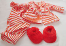 piżama Zdjęcie Stock