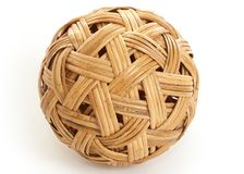 piłka bambus Fotografia Stock