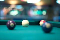piłka basenu Obraz Stock