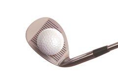 piłka cluub golf Fotografia Royalty Free