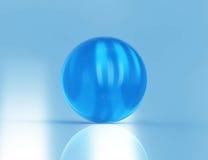 piłka cystal Ilustracji