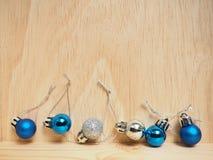 Piłka dla wakacyjnej dekoraci Fotografia Stock