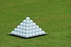 piłka golf Obraz Royalty Free