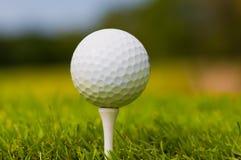 Piłka golfowa Fotografia Stock
