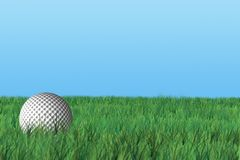 Piłka golfowa [2] obrazy royalty free