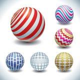 piłka kolor Obrazy Royalty Free