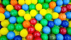 piłki barwili wielo- Obrazy Stock