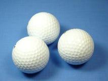 Piłki golfowe Obrazy Stock