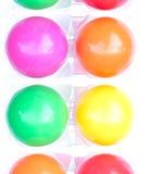piłki kolorowe Obraz Royalty Free