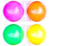 piłki kolorowe Obrazy Royalty Free