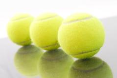 piłki tenisowe Fotografia Stock