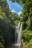 Piękna Aling Aling siklawa, Bali, Indonezja Obraz Royalty Free