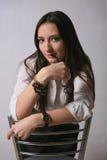 piękna biznesowa kobieta fotografia royalty free