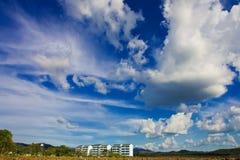 piękna chmura Obraz Stock