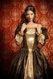 Piękna dama Obrazy Stock