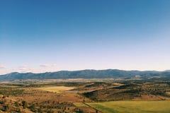 piękna dolina Obrazy Royalty Free