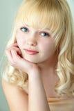 piękna dziewczyna obrazy royalty free