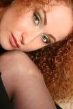 piękna dziewczyna Fotografia Royalty Free