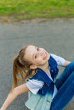 piękna dziewczyna Zdjęcia Stock