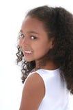 piękna dziewczyna blisko stary 6 w roku Fotografia Stock