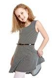 piękna dziewczyna nastoletnia Obraz Stock