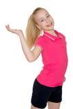 piękna dziewczyna nastoletnia Fotografia Royalty Free