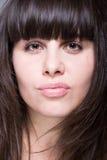 piękna dziewczyna portret Fotografia Royalty Free