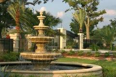 piękna fontanna Zdjęcia Stock