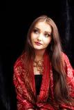 piękna indyjska kobieta Zdjęcie Royalty Free