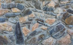 Piękna kamienna tekstura Zdjęcie Stock
