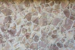 Piękna kamienna tekstura Obrazy Royalty Free