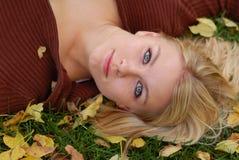 piękna kobieta Obrazy Stock