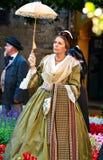 Piękna kobieta Arles Obrazy Royalty Free