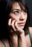 piękna kobieta azjatykcia Zdjęcie Stock